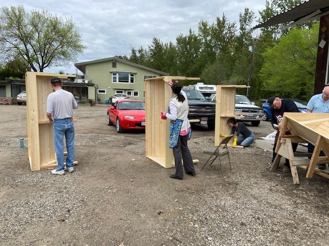 Men's Shed Projects
