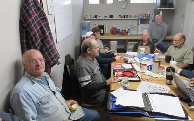 Men's Shed Replaces Isolation