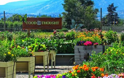 Kelowna Garden Project – Food For Thought