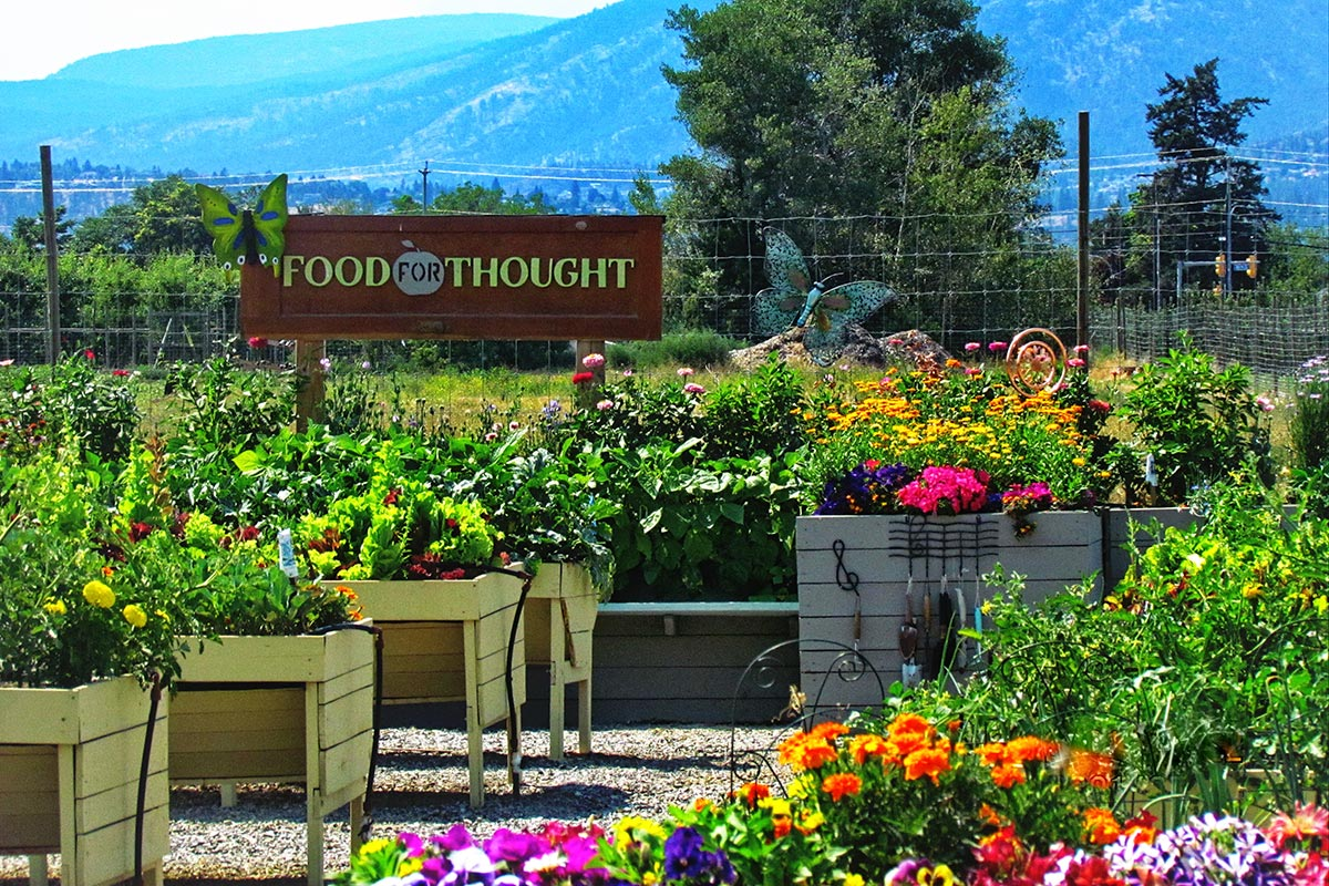 Food For Thought Garden
